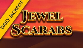 Jewel Scarabs Daily Jackpot
